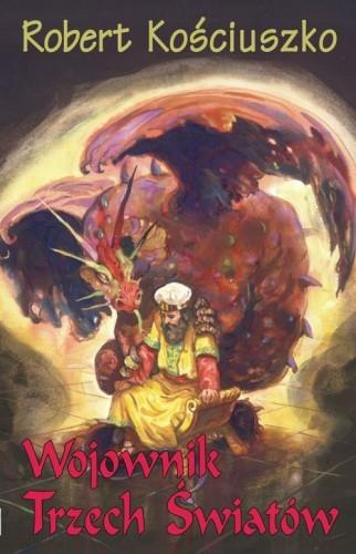 Okładka książki Wojownik Trzech Światów. Elohim