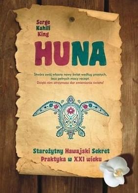 Okładka książki Huna - Starożytny Hawajski Sekret