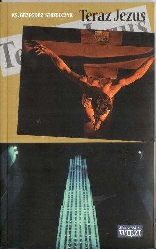 Okładka książki Teraz Jezus