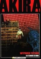 Akira tom 1. Wypadek Tetsuo