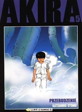 Okładka książki Akira tom 5. Przebudzenie