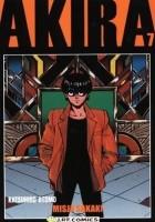 Akira tom 7. Misja Sakaki