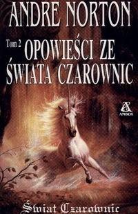 Okładka książki Opowieści ze Świata Czarownic Tom 2