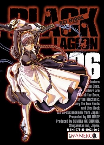 Okładka książki Black Lagoon tom 6