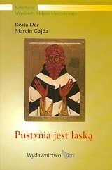Okładka książki Pustynia jest łaską
