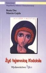 Okładka książki Żyć tajemnicą Kościoła