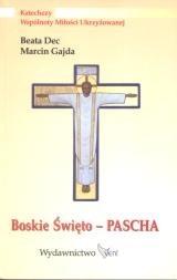 Okładka książki Boskie Święto - Pascha