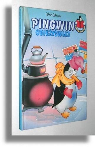 Okładka książki Pingwin Obieżyświat