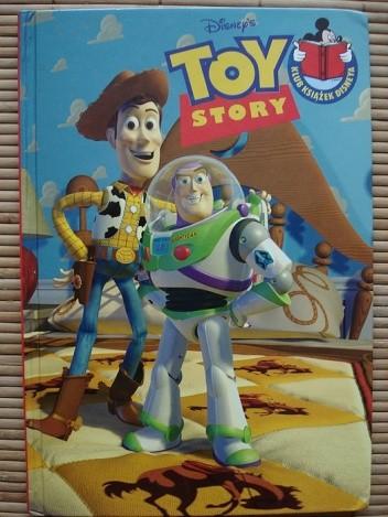Okładka książki Toy Story