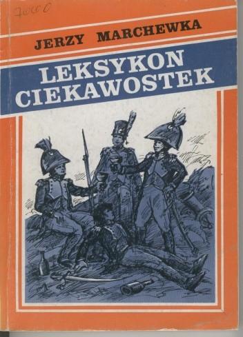 Okładka książki Leksykon ciekawostek