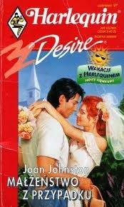 Okładka książki Małżeństwo z przypadku