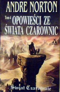Okładka książki Opowieści ze Świata Czarownic Tom 4