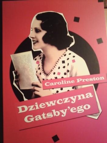 Okładka książki Dziewczyna Gatsby'ego