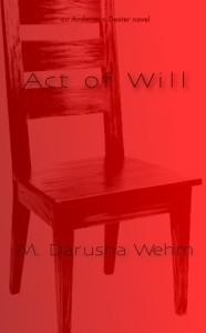 Okładka książki Act of Will