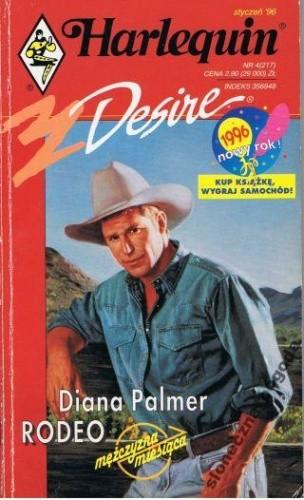 Okładka książki Rodeo