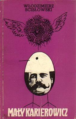 Okładka książki Mały karierowicz