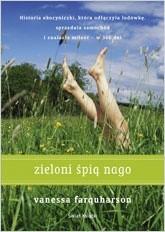 Okładka książki Zieloni śpią nago