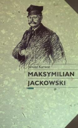 Okładka książki Maksymilian Jackowski