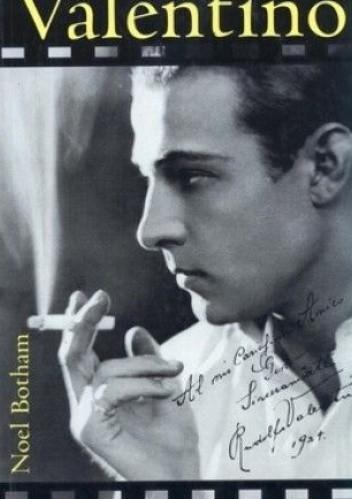 Okładka książki Valentino - Pierwszy amant kina