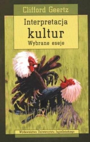 Okładka książki Interpretacja kultur. Wybrane eseje