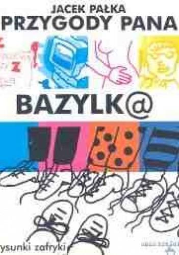 Okładka książki Przygody pana Bazylka