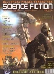 Okładka książki Science Fiction 2002 08 (18)