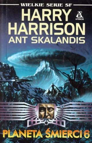 Okładka książki Planeta śmierci 6