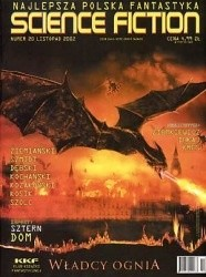 Okładka książki Science Fiction 2002 10 (20)
