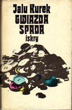 Okładka książki Gwiazda spada