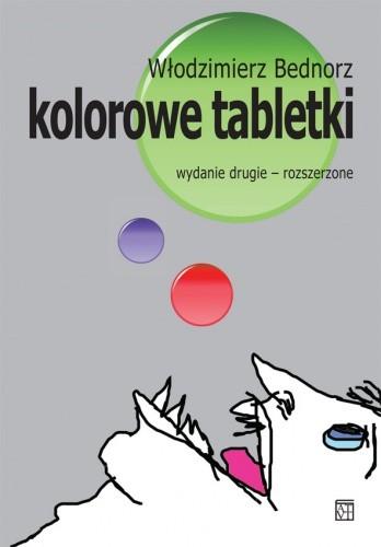 Okładka książki Kolorowe tabletki