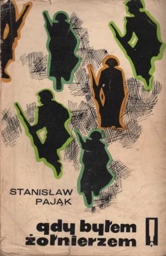 Okładka książki Gdy byłem żołnierzem