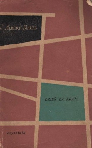 Okładka książki Dzień z kratą