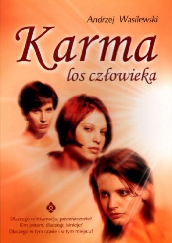 Okładka książki Karma - los człowieka