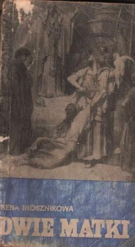 Okładka książki Dwie matki