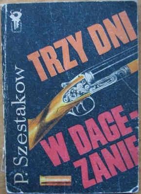Okładka książki Trzy dni w Dagezanie