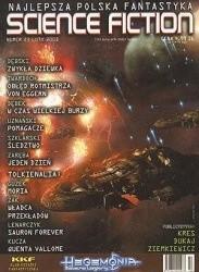 Okładka książki Science Fiction 2003 02 (23)