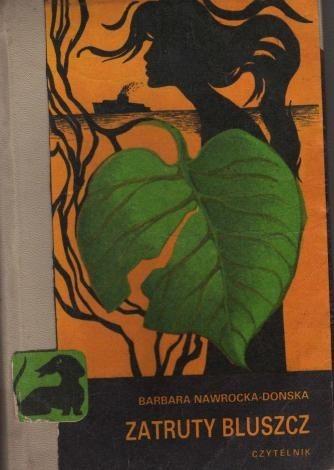 Okładka książki Zatruty bluszcz