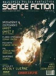 Okładka książki Science Fiction 2003 04 (25)