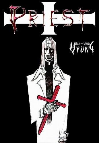 Okładka książki Priest 3