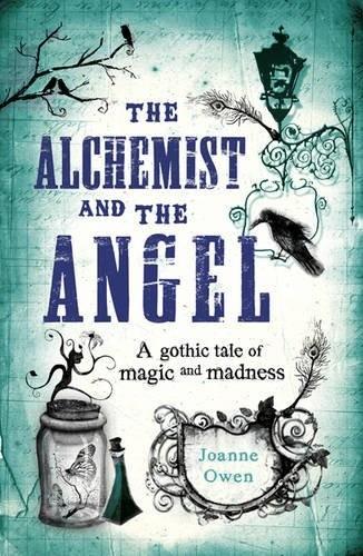Okładka książki The Alchemist and the Angel