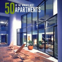 Okładka książki 50 of the World's Best Apartments