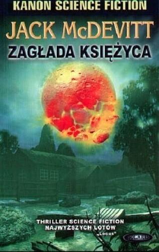 Okładka książki Zagłada Księżyca