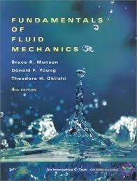 Okładka książki Fundamentals of Fluid Mechanics
