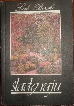 Okładka książki Ślady raju
