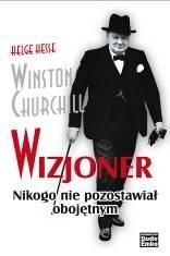 Okładka książki Winston Churchill - Wizjoner