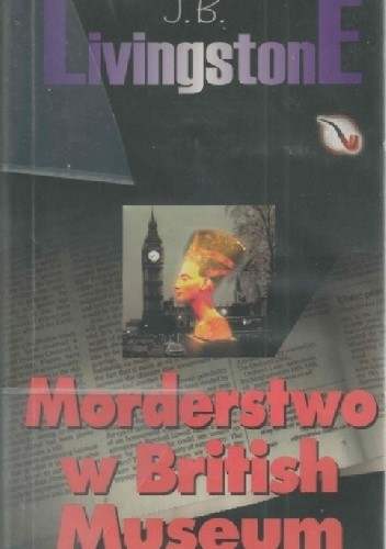Okładka książki Morderstwo w British Museum