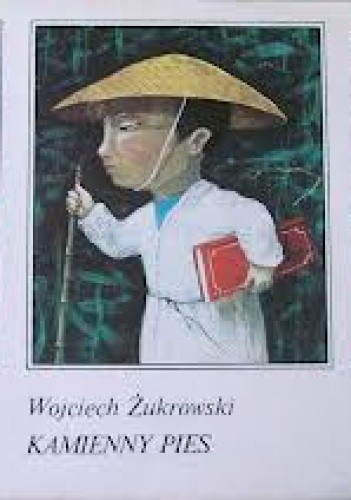 Okładka książki Kamienny pies. Baśnie wietnamskie