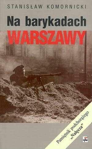 Okładka książki Na barykadach Warszawy : pamiętnik podchorążego