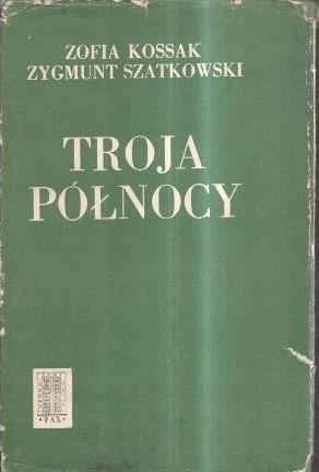 Okładka książki Troja Północy