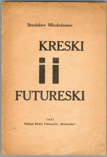 Okładka książki Kreski i futureski